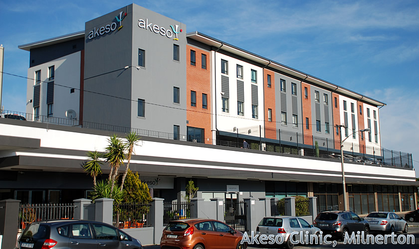 Akeso Clinic, Milnerton