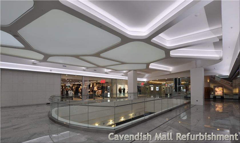 Cavendish Mall Refurbishment