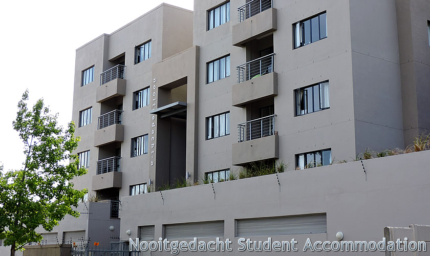 Nooitgedacht Student Accommodation