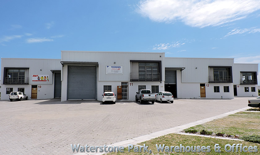 Waterstone Park, Warehouses & Offices